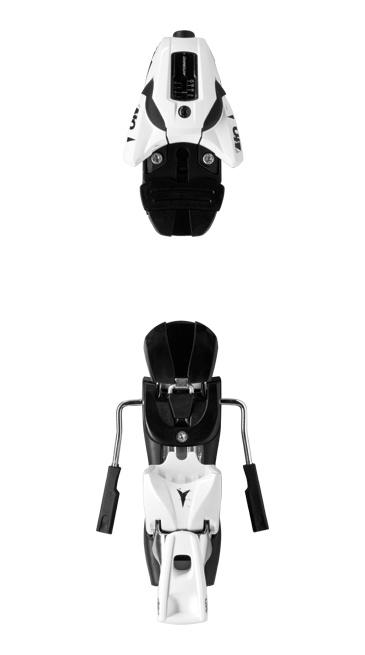 Atomic Atomic FFG 10 B90 White/Black