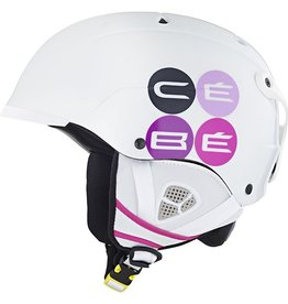 Cebe Contest Visor - Four Dots - 52-55cm