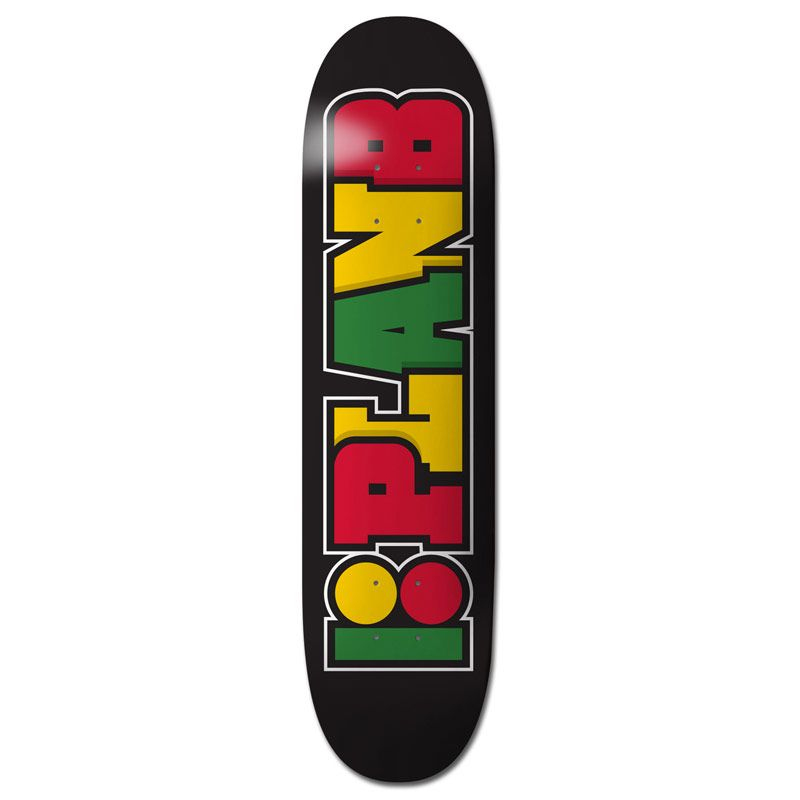 Plan B Plan B Deck - Squared Mini 7.6""
