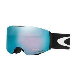 Oakley Oakley Fall Line Black w/ Prizm Sapphire Iri Goggle