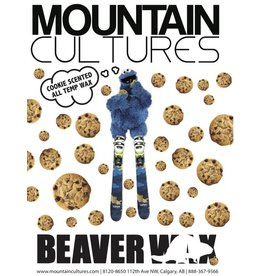 "MountainCultures Mountaincultures ""Cookie Monster"" All Temp Wax"