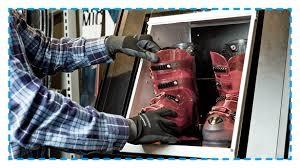 Custom Heat Fit Boot Work