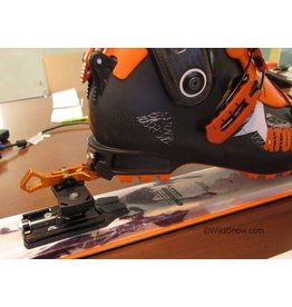 MountainCultures Tech/Touring Binding Mount