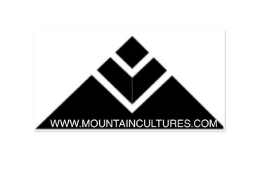 MountainCultures