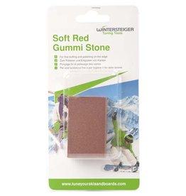 Wintersteiger Wintersteiger Soft Red Gummi stone