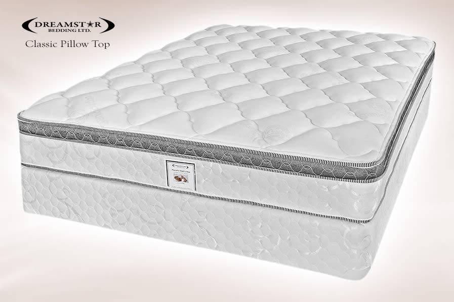 Pillow Cl Ens Matelas Et Sommier 60 Dreamstar Meubles Deco Depot
