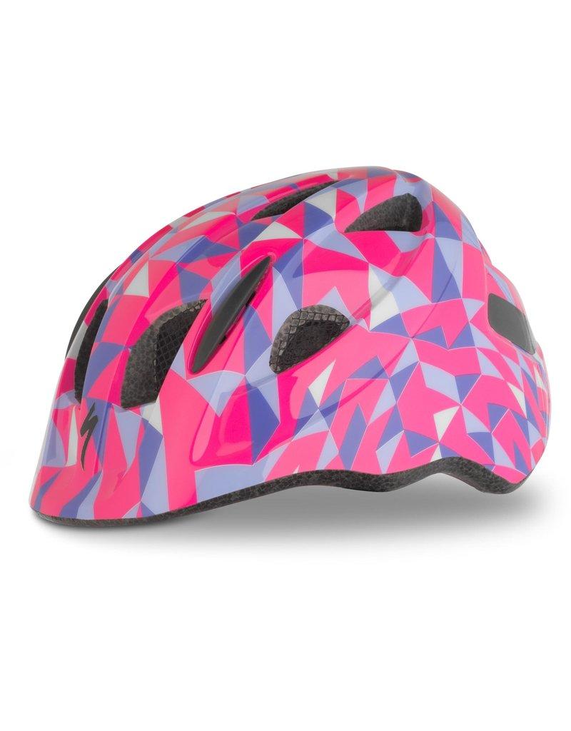 Specialized Mio Standard Buckle Acid Pink Geo Toddler