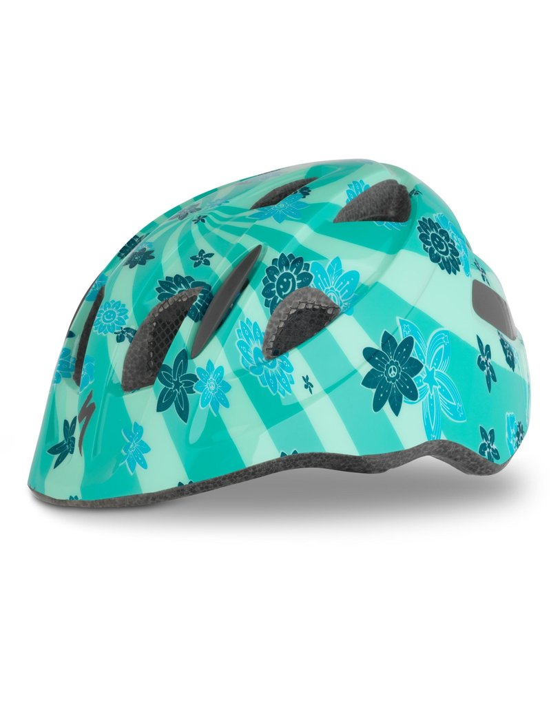 Specialized Mio SB Toddler Helmet - Acid Mint Swirl