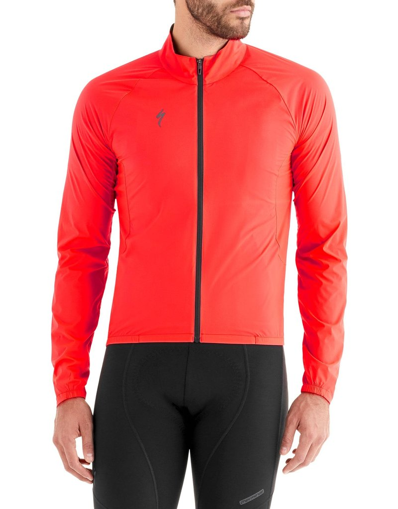 Specialized Men's Deflect Wind Jacket Rocket Red