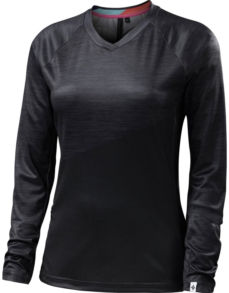 Specialized Andorra Comp Long Sleeve Jersey Black