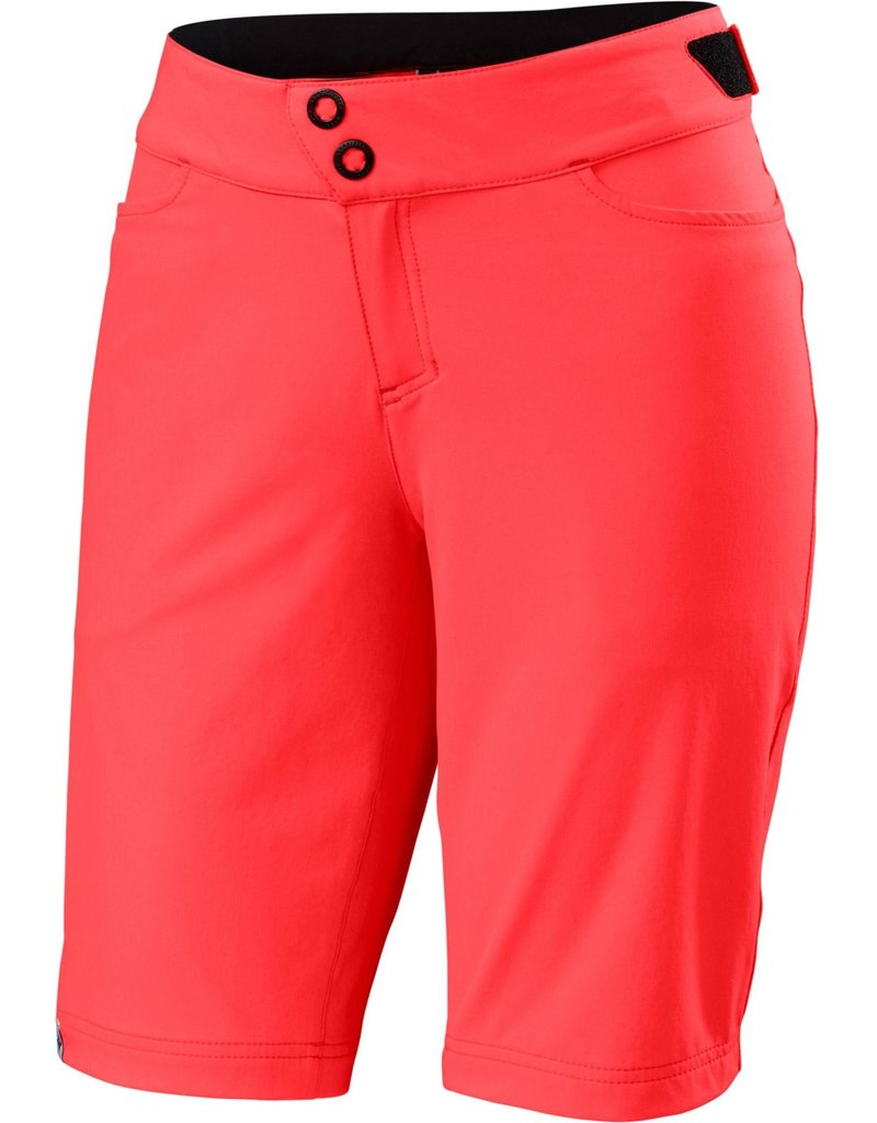 Specialized Andorra Comp Shorts Neon Coral