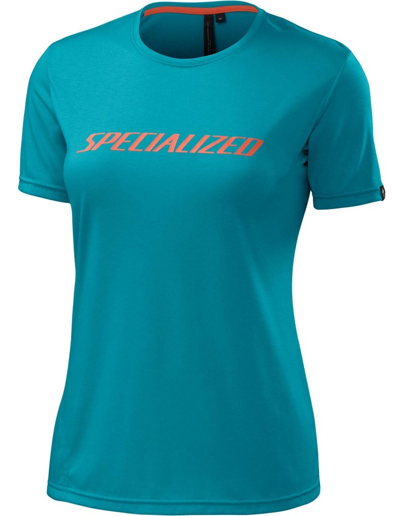 Specialized Andorra drirelease Tee Turquoise