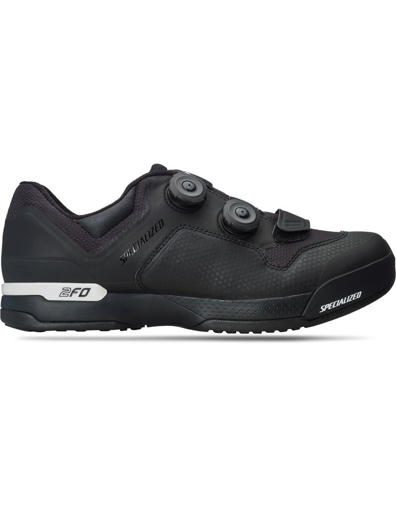 Specialized 2FO ClipLite Mountain Bike Shoes Black