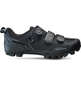 Specialized Comp Mountain Bike Shoes Black / Dark Grey