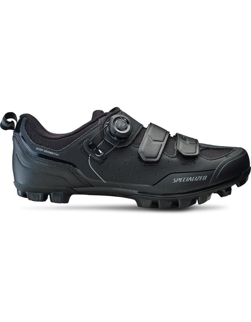 Specialized Comp Mountain Bike Shoes Black / Dark Grey