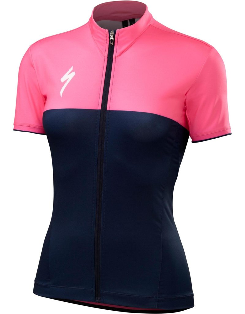 Specialized Women's RBX Comp Jersey Team Neon Pink