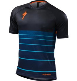 Specialized Enduro Comp Jersey Cobra Blue Collage
