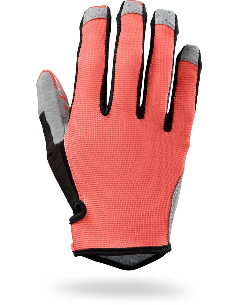 Specialized Women's LoDown Gloves Neon Coral