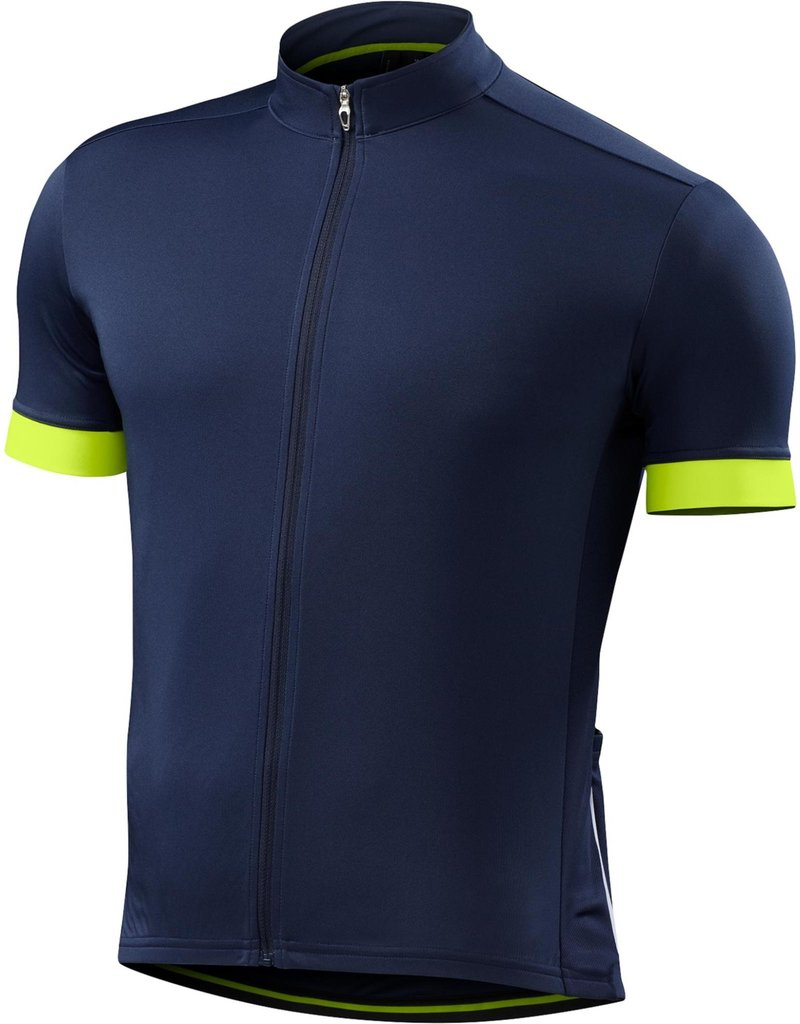 Specialized RBX Sport Jersey Navy / Neon Yellow