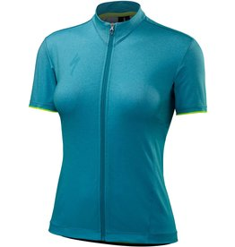 Specialized Women's RBX Comp Jersey Turquoise