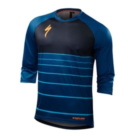Specialized Enduro Comp 3/4 Jersey Cobra Blue