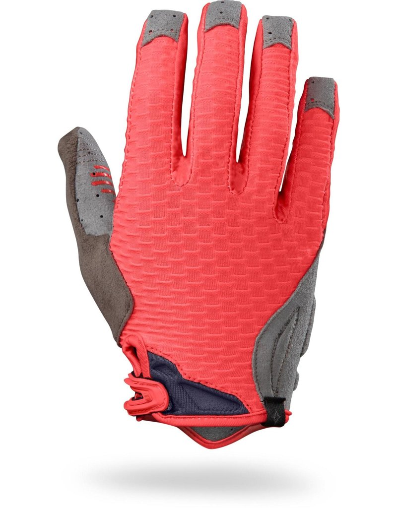 Specialized Women's Ridge Gloves Neon Coral