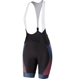 Specialized Women's SL Pro Bib Shorts Line Fade / Acid Red
