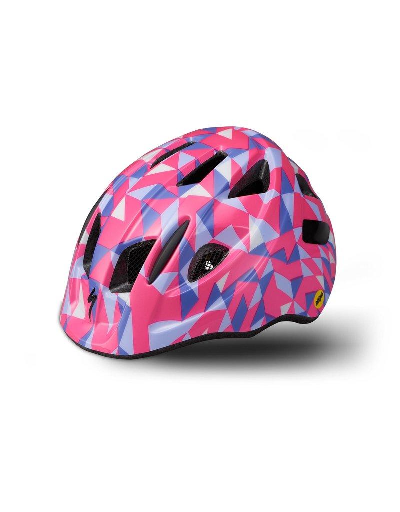 Specialized Mio MB Toddler Helmet - Pink Geo MIPS