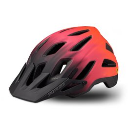 Specialized Ambush Comp Helmet - ANGi/MIPS - Acid Lava/Acid Purple -