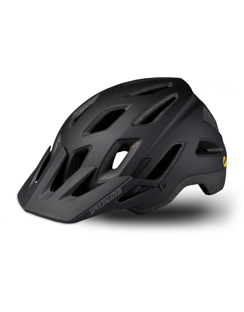 Specialized Ambush Comp Helmet - ANGi/MIPS - Black / Charcoal -