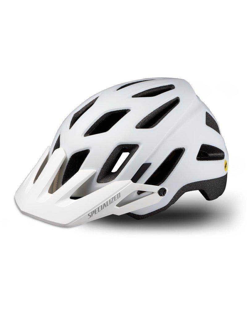 Specialized Ambush Comp Helmet - ANGi/MIPS - White/Black -