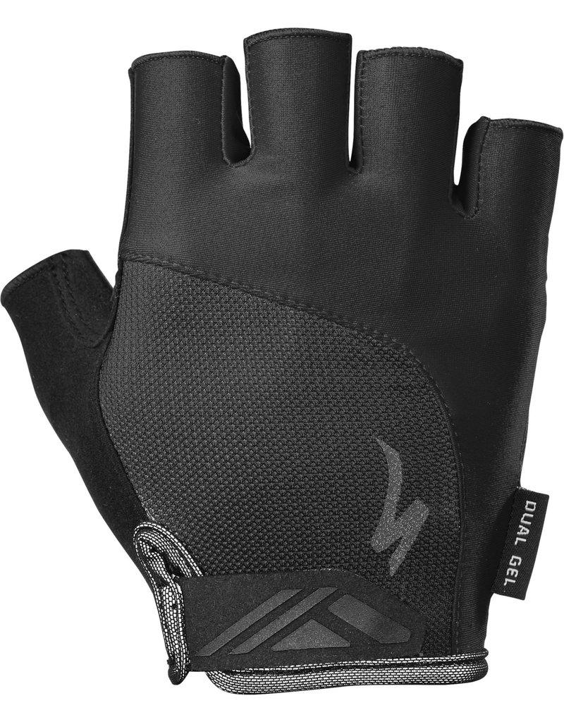 Specialized Body Geometry Dual-Gel Gloves Black