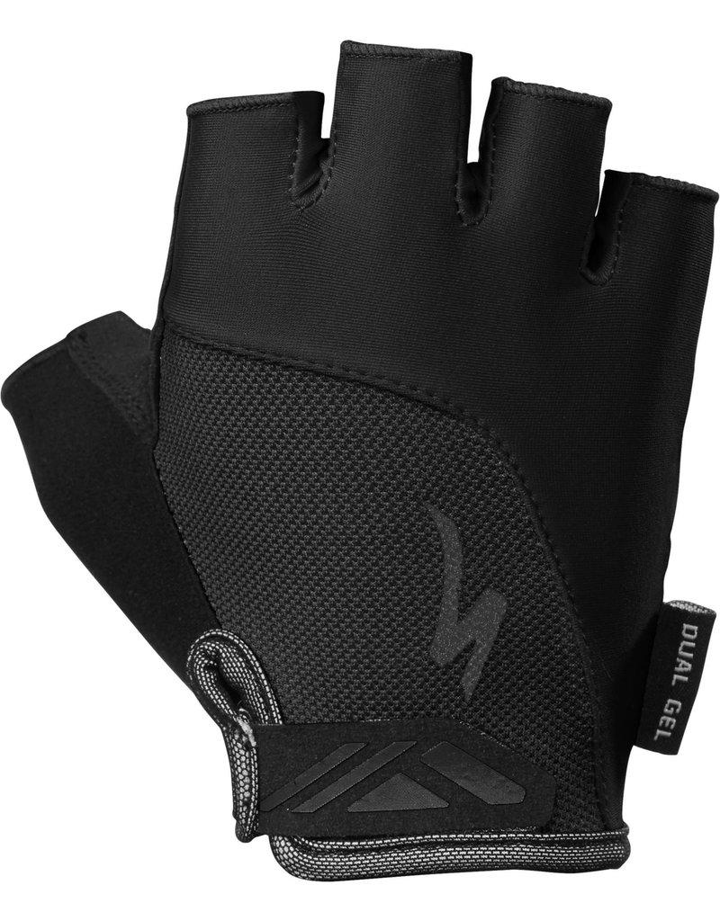 Specialized Women's Body Geometry Dual-Gel Gloves Black