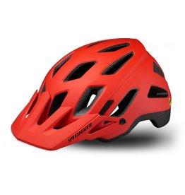 Specialized Ambush Comp Helmet - ANGi/MIPS - Rocket Red/Black -