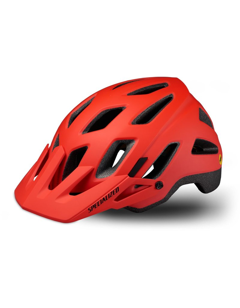Specialized Ambush Comp Helmet - ANGi/MIPS - Rocket Red/Black -