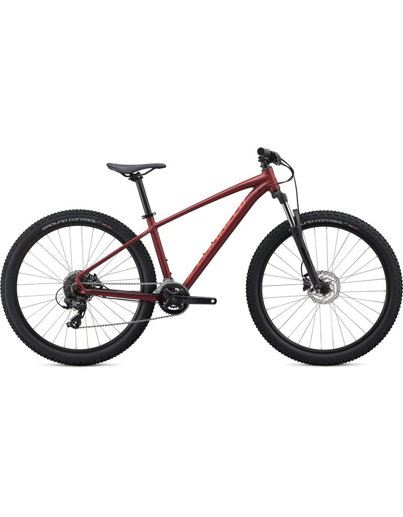 Specialized Pitch - Satin Metallic Crimson / Rocket Red