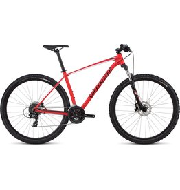Specialized Rockhopper - Gloss Fluro Red / Black / White