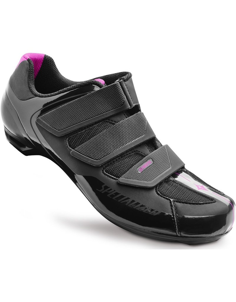 Specialized Women's Spirita Road Shoes Black / Pink