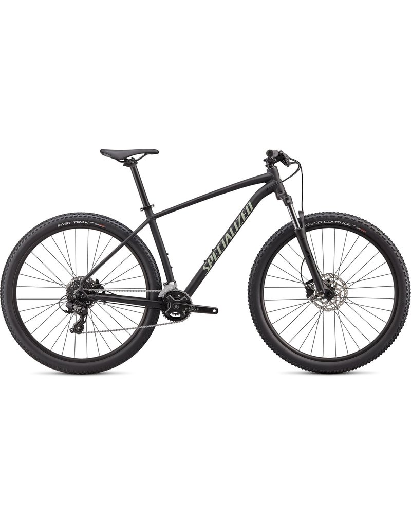 Specialized Rockhopper - Satin Black / Spruce