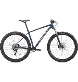 Specialized Rockhopper Expert 1X - Satin Navy / Gloss White Mountains / Black