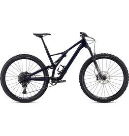 Specialized Stumpjumper ST Comp Carbon 29 12-speed - Gloss Blue Tint Carbon / White