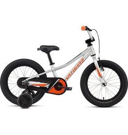 "Specialized Riprock Coaster 16"" - Silver / Moto Orange / Black Reflective"