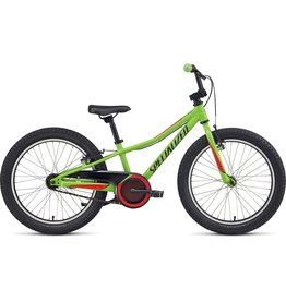 "Specialized Riprock Coaster 20"" - Monster Green / Nordic Red / Black Reflective"
