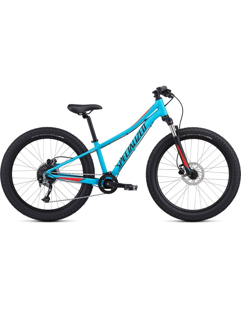 "Specialized Riprock Comp 24"" - Nice Blue / Rocket Red / Black"