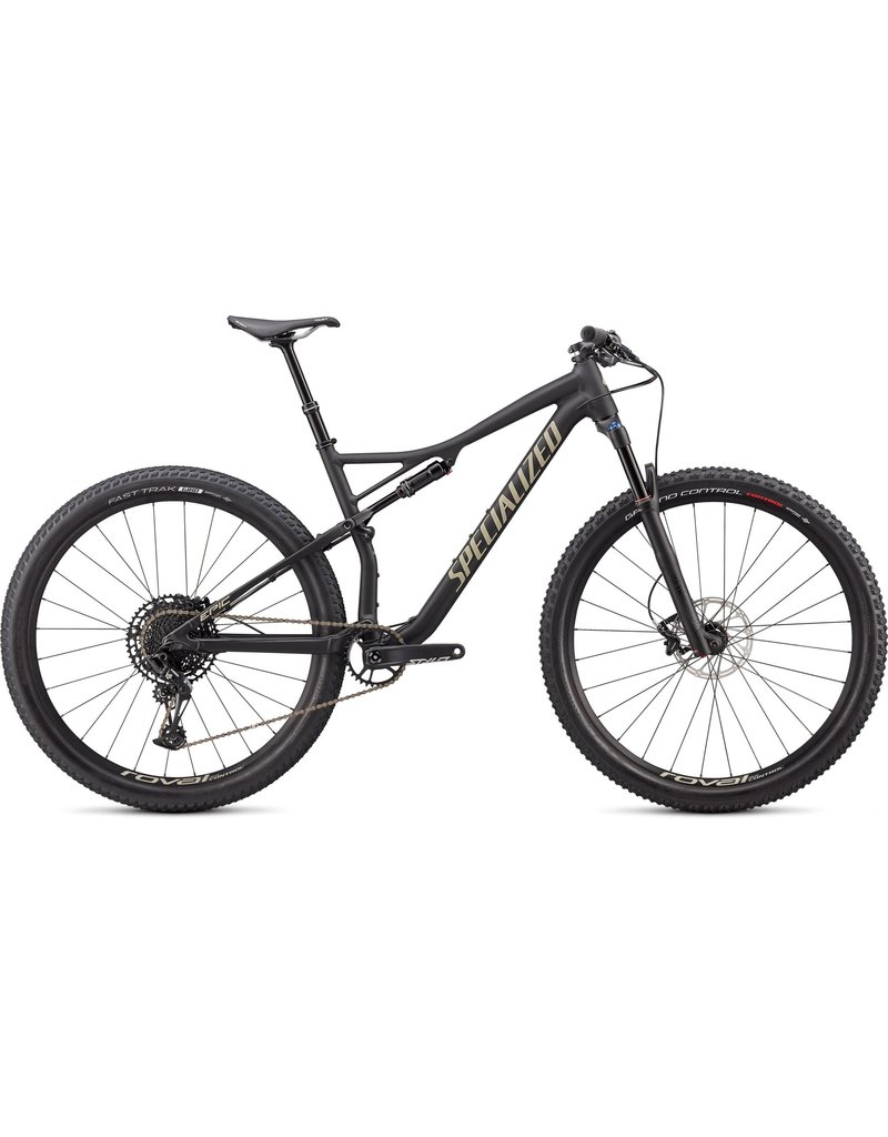 Specialized Epic Comp EVO - Satin Black / East Sierras