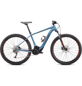 Specialized Turbo Levo Hardtail - Storm Grey / Rocket Red