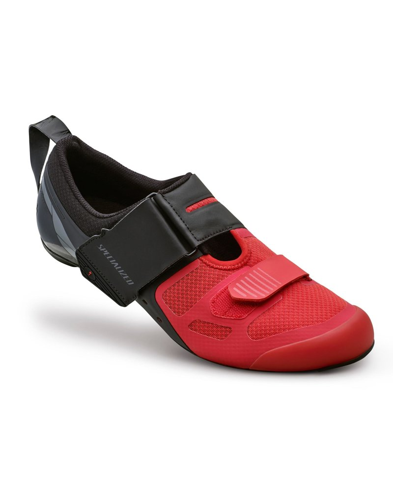 Specialized Trivent SC Triathlon Shoes Black / Red