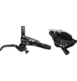 Shimano M8000 XT Front Disc Brake, Right Lever With Resin Pads