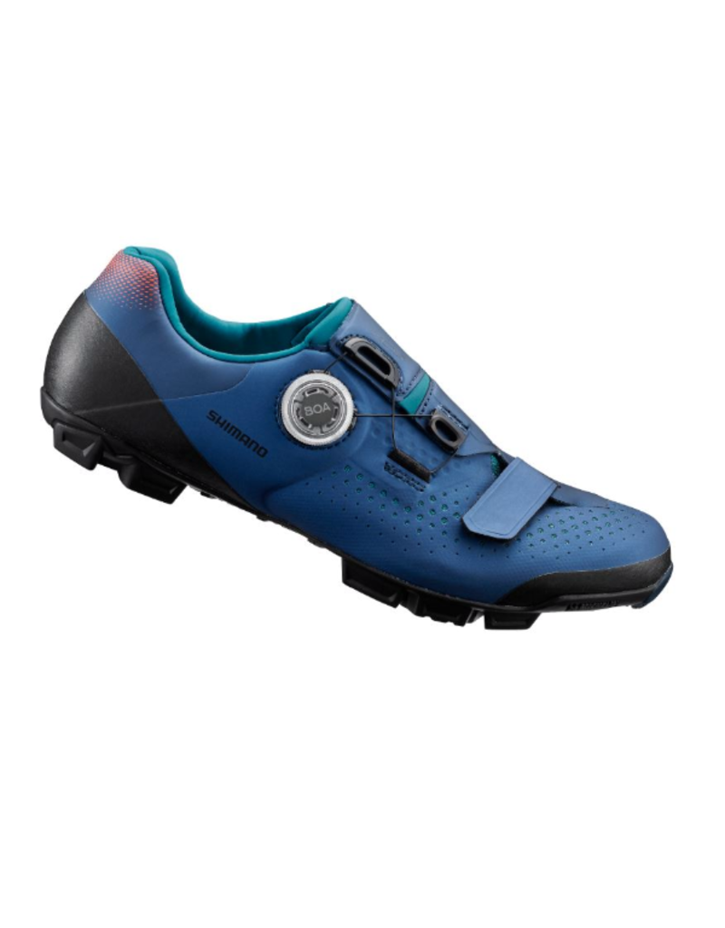 Shimano SPD Womens Shoe, Navy, Size 37
