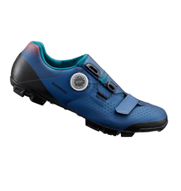 Shimano SPD Womens Shoe, Navy, Size 38